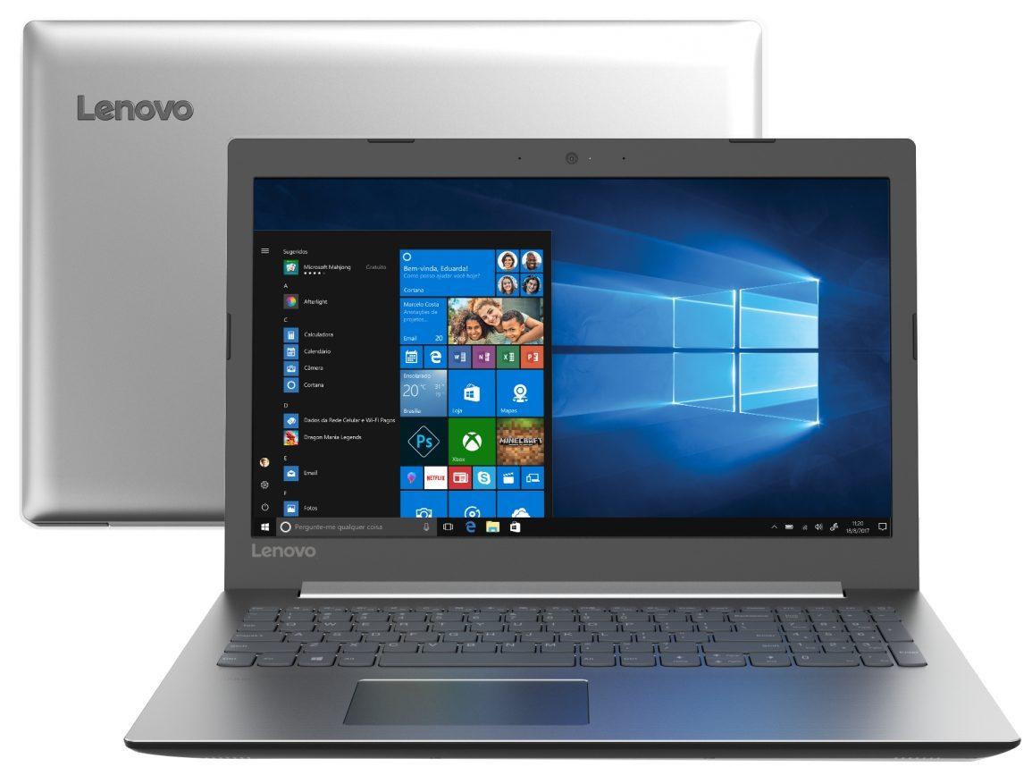 Imagem de divulgação do Lenovo 330.